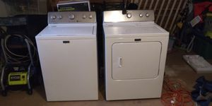 Maytag top load washer &dryer laundry set for Sale in Spring Hill, FL