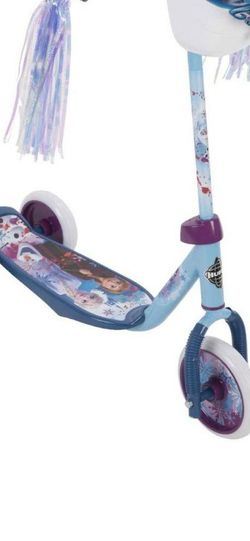 Toddler Piano And Frozen Scooter for Sale in East Wenatchee,  WA