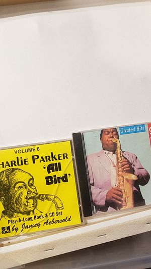 "Charlie Parker ""All Bird"" + Greatest Hits for Sale in Milford, DE"
