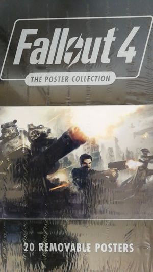 Fallout 4 Poster Collection for Sale in City of Industry, CA