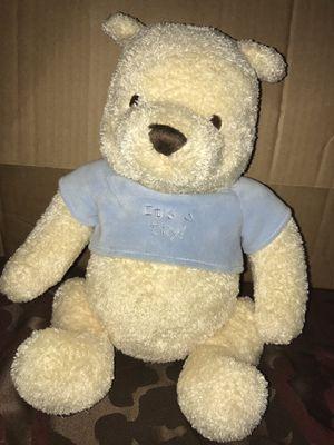 """It's a Boy"" Winnie the Pooh stuffed bear for Sale in Rustburg, VA"