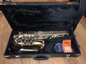 JUPITER CAPITAL EDITION CES-760 ALTO SAXOPHONE for Sale in Los Angeles, CA