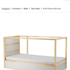 Kura Reversible Bed for Sale in Seattle, WA
