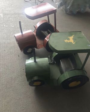 Cute Metal Mini Tractors $59 ea for Sale in Cedar Park, TX