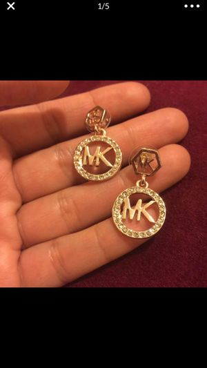 Mk Michael kors earrings for Sale in Silver Spring, MD