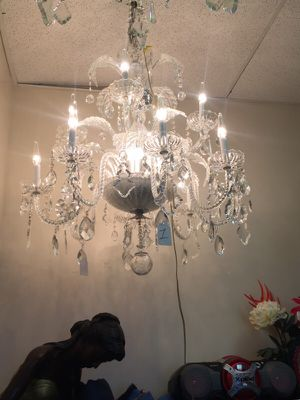 Chandelier Crystal from Cz Republic for Sale in West Palm Beach, FL