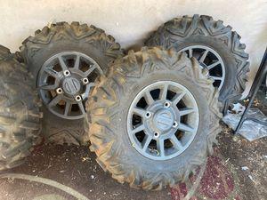 2019 Polaris. Rzr. Tires. And. Rims. for Sale in San Jose, CA
