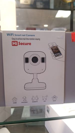 Wifi smart net camera Hi secure full wifi HD net for Sale in Spring Valley, NV