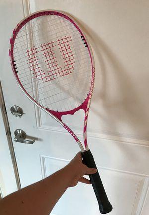 Wilson Tennis Racket for Sale in Albuquerque, NM