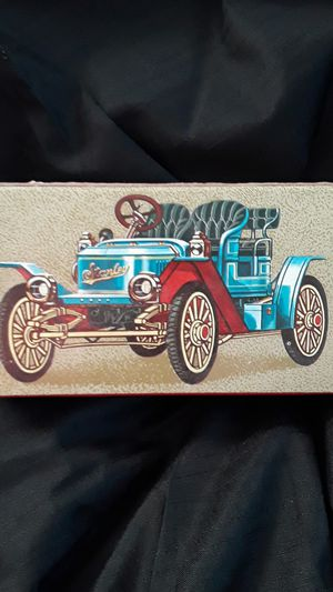 Avon Stanley Steamer car Wild Country cologne with box for Sale in Trotwood, OH