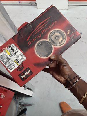 Sony Xplōd 2Way Speakers F1321 5 & 1/4 (13cm) 120W for Sale in SUNNY ISL BCH, FL