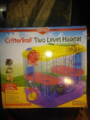Kaytee CritterTrail Two Level Habitat for Sale in Fresno, CA
