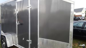 2017 stealth 6 x 10 enclosed trailer for Sale in Gulf Breeze, FL