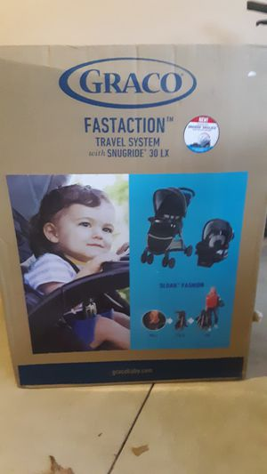 Brand new car seat and stroller for Sale in Chesapeake, VA