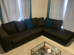 Sectional couch for Sale in Miramar, FL