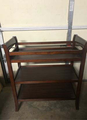 Baby changing table for Sale in Monroe, NC
