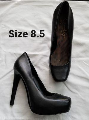 Black heels for Sale in Flower Mound, TX