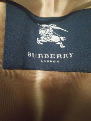 Burberry trench coat for Sale in Golden, CO