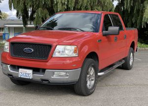 2004 Ford F-150 for Sale in Lakewood, WA