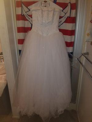 Wedding/Quinceanera Dress for Sale in Phelan, CA