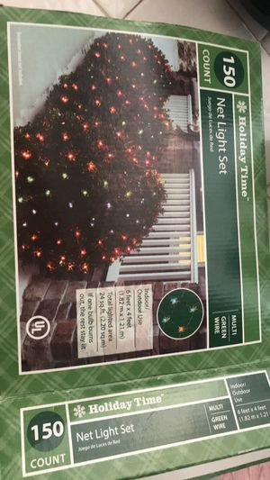 Christmas lights - $5 for Sale in Clovis, CA
