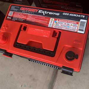 Odyssey Battery 34/78 PC 1500 CA for Sale in Fontana, CA