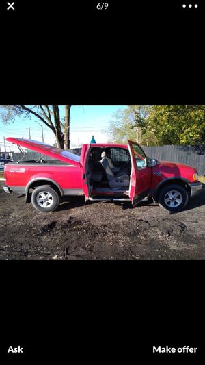 02ford f150 for Sale in Indianapolis, IN