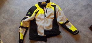 Klim Induction Motorcycle Jacket w/ waterproof liner for Sale in St. Peters, MO