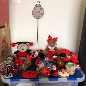 Lady Bug Collection for Sale in Silverdale, WA