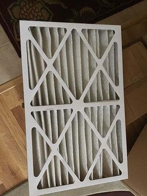 Furnace Filters 16X25X4 for Sale in Kent, WA