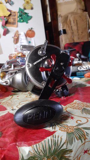 Penn Defiance Fishing Reel for Sale in Atco, NJ