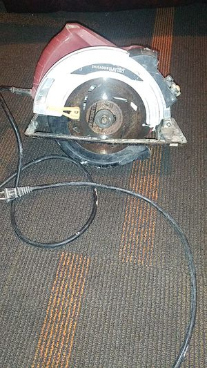Chicago Electric power tools circular saw for Sale in San Jose, CA