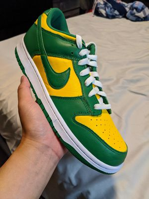 Dunk low Brazil sz 9.5 for Sale in South San Francisco, CA