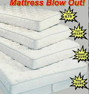 Brand new twin full queen king mattress for Sale in Las Vegas, NV