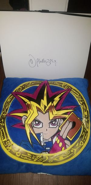Yuhioh Collectable Pillow for Sale in Dallas, TX