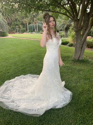 LACE MERMAID with FREE ALTERATIONS! for Sale in Escondido, CA