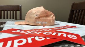 Supreme x Lacoste Nylon Hat for Sale in Damascus, MD