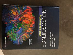 Neuroscience Exploring the Brain for Sale in Somerville, MA
