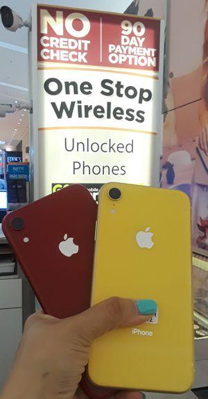 Iphone XR 64gb unlocked for Sale in Seattle, WA
