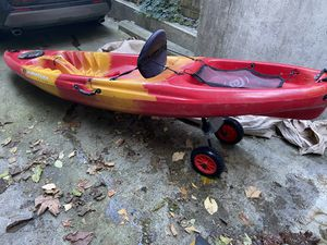 Temptation sit on top kayak be Emotion for Sale in Seattle, WA