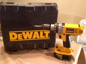 DeWalt Drill and case $50.00 for Sale in Lexington, KY