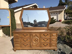 3 Piece Solid Wood Furniture for Sale in Chula Vista, CA