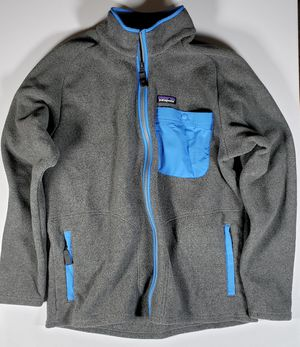 Patagonia Synchilla Large Karstens Jacket for Sale in Everett, WA