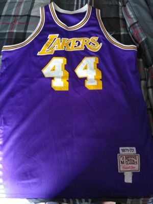 Los Angeles Lakers #44 Jerry West for Sale in St. Louis, MO