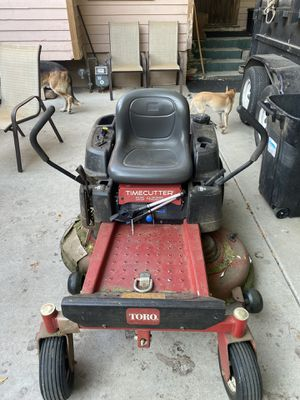 Toro lawnmower tractor for Sale in Upland, CA