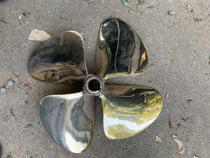 Acme / OJ 14.5 x 14.25 1-1/8 4 blade prop for Sale in Coraopolis, PA