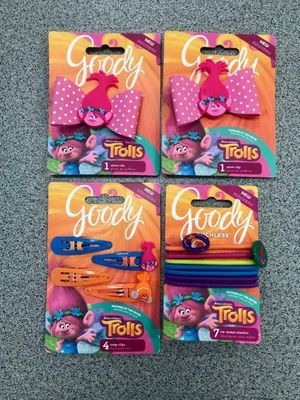 Trolls Goody hair accessories for Sale in Buffalo, NY