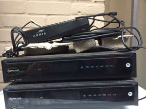 Comcast Cable Boxes for Sale in Houston, TX