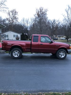 2001 FORD RANGER 4X4 for Sale in Rockford, IL