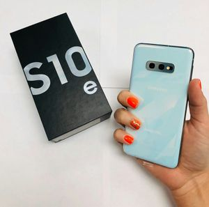 Samsung galaxy s10 e factory unlock for Sale in Kissimmee, FL